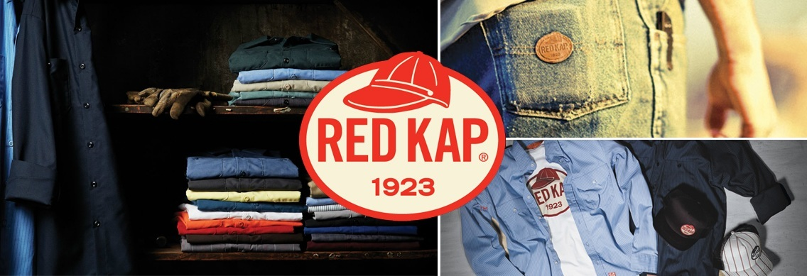 Red Kap Work wear