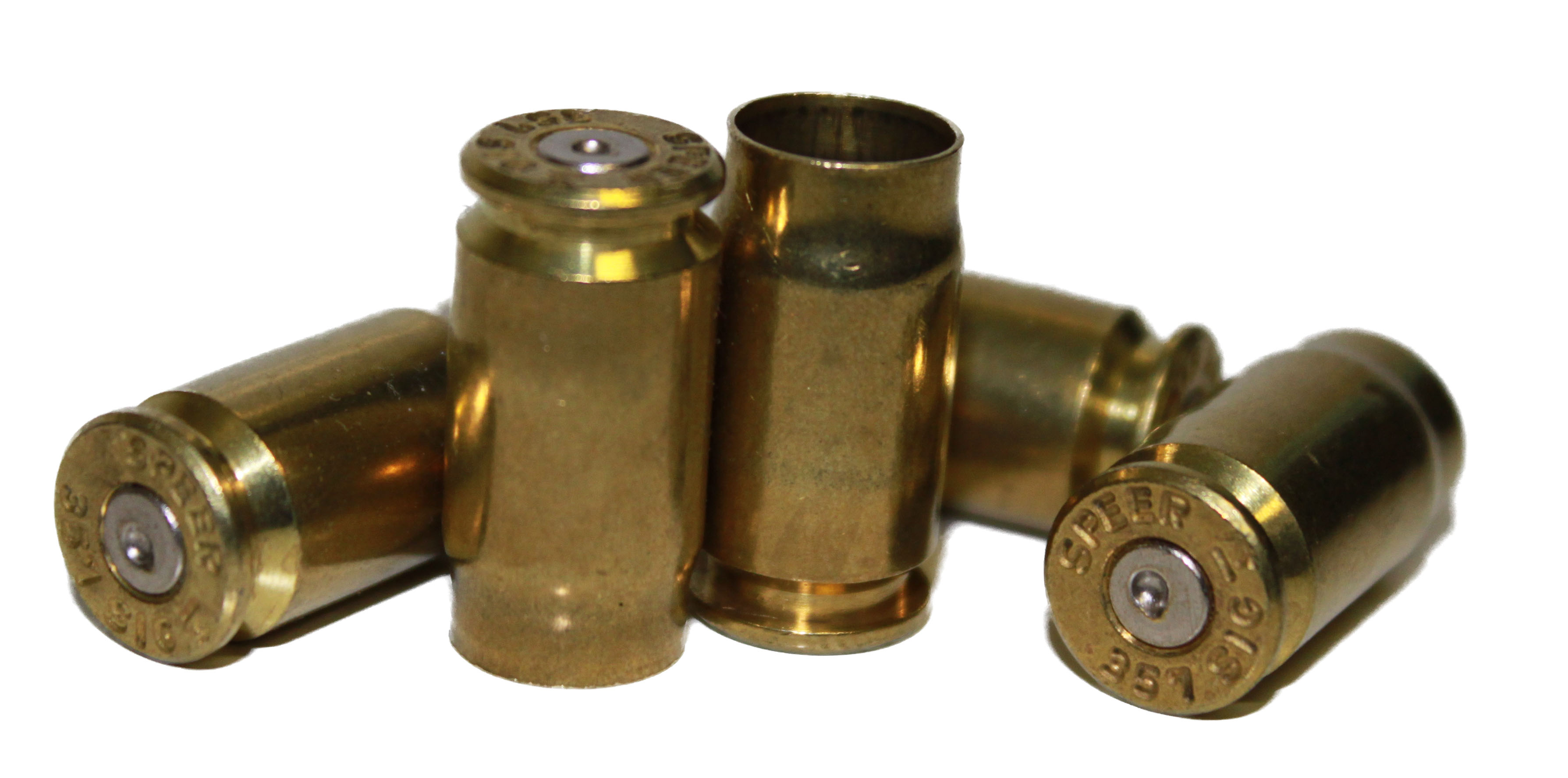 357Sig Brass Cartridge (1000 Count)