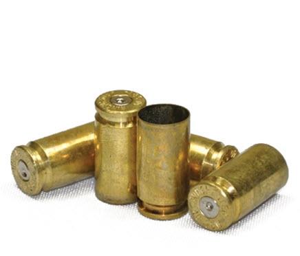 40 S&W Brass Cartridge (1000 Count)