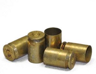 45 ACP Brass Cartridge (Brass)