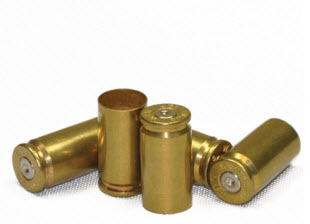 9mm Brass Cartridge (1000 Count)