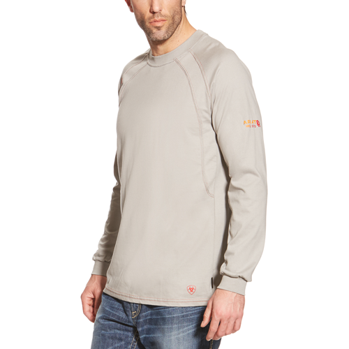 Ariat FR Long Sleeve Work Crew-Ariat