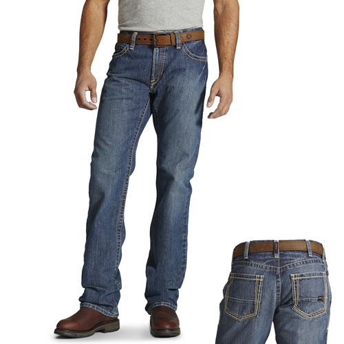 Ariat FR M4 Low Cut Boot Cut Jean