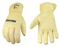 Flame Resistant Ground Glove Lined w/ Kevlar-Youngstown Glove