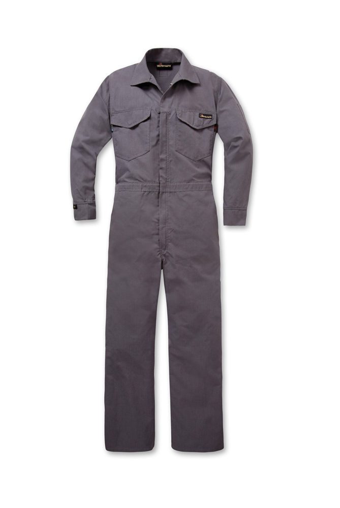 5.3 oz. GlenGuard Industrial Coverall-Workrite FR