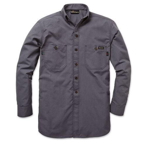 Workrite -  GlenGuard™ - Snap-Front Shirt -