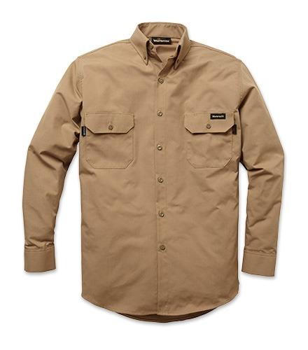 Workrite -  GlenGuard™ - Button-Down Dress Shirt -