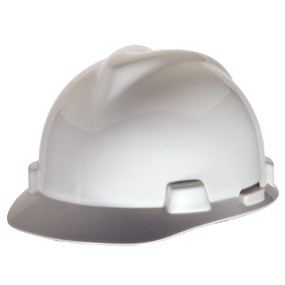 MSA 4 Point Pin Lock Hardhat-MS4