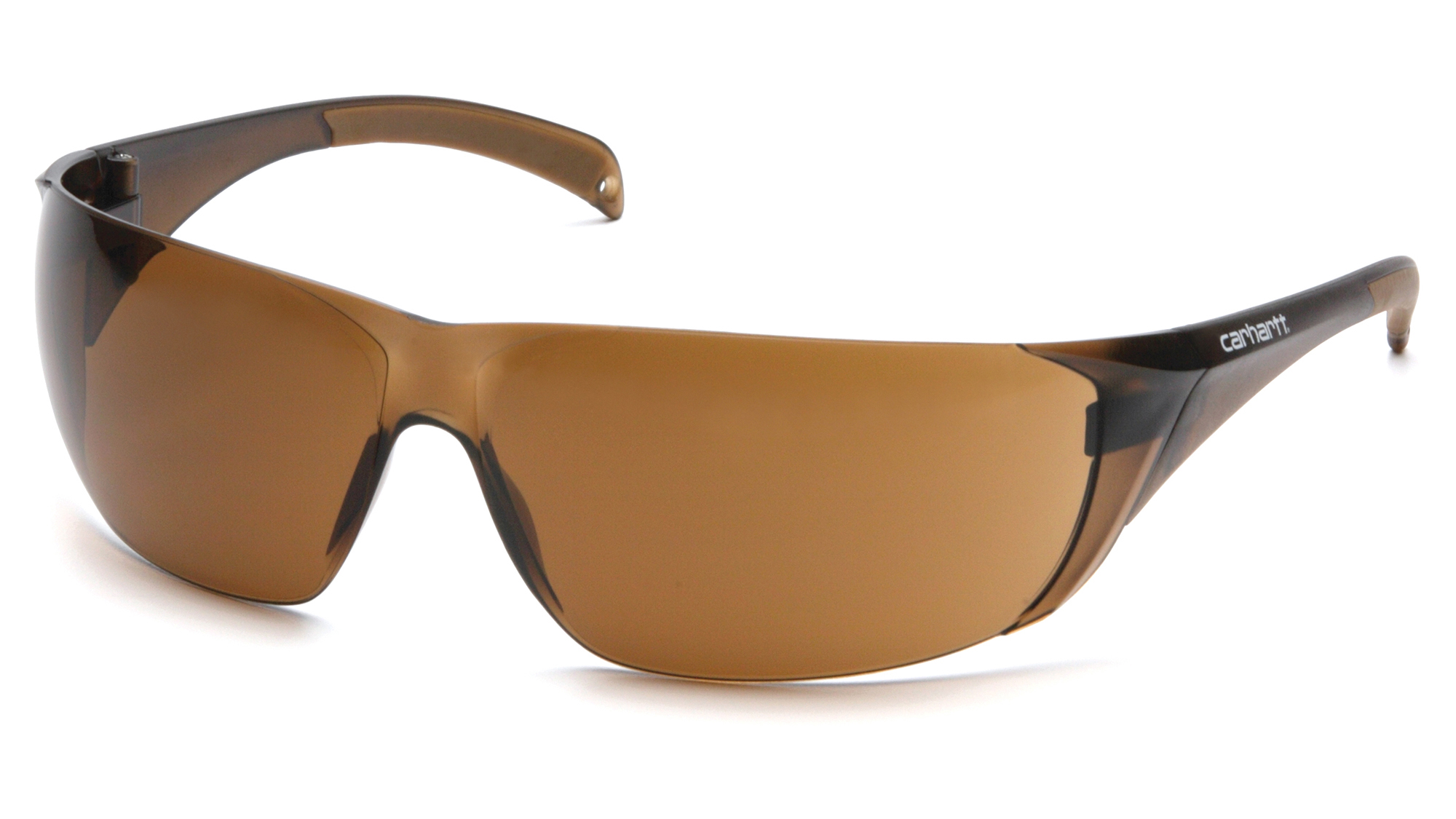 Carhartt Billings Sandstone Bronze Lens Safety Glasses -Safety Glasses
