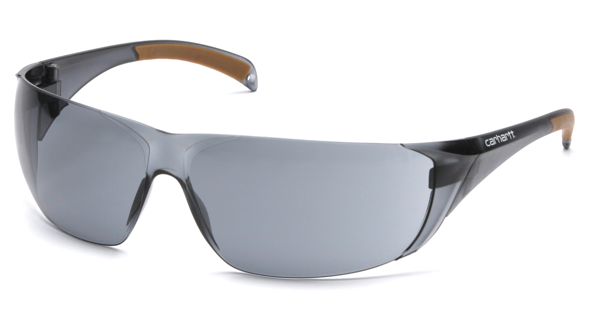 Carhartt Billings Gray Anti-Fog Lens Safety Glasses -Safety Glasses