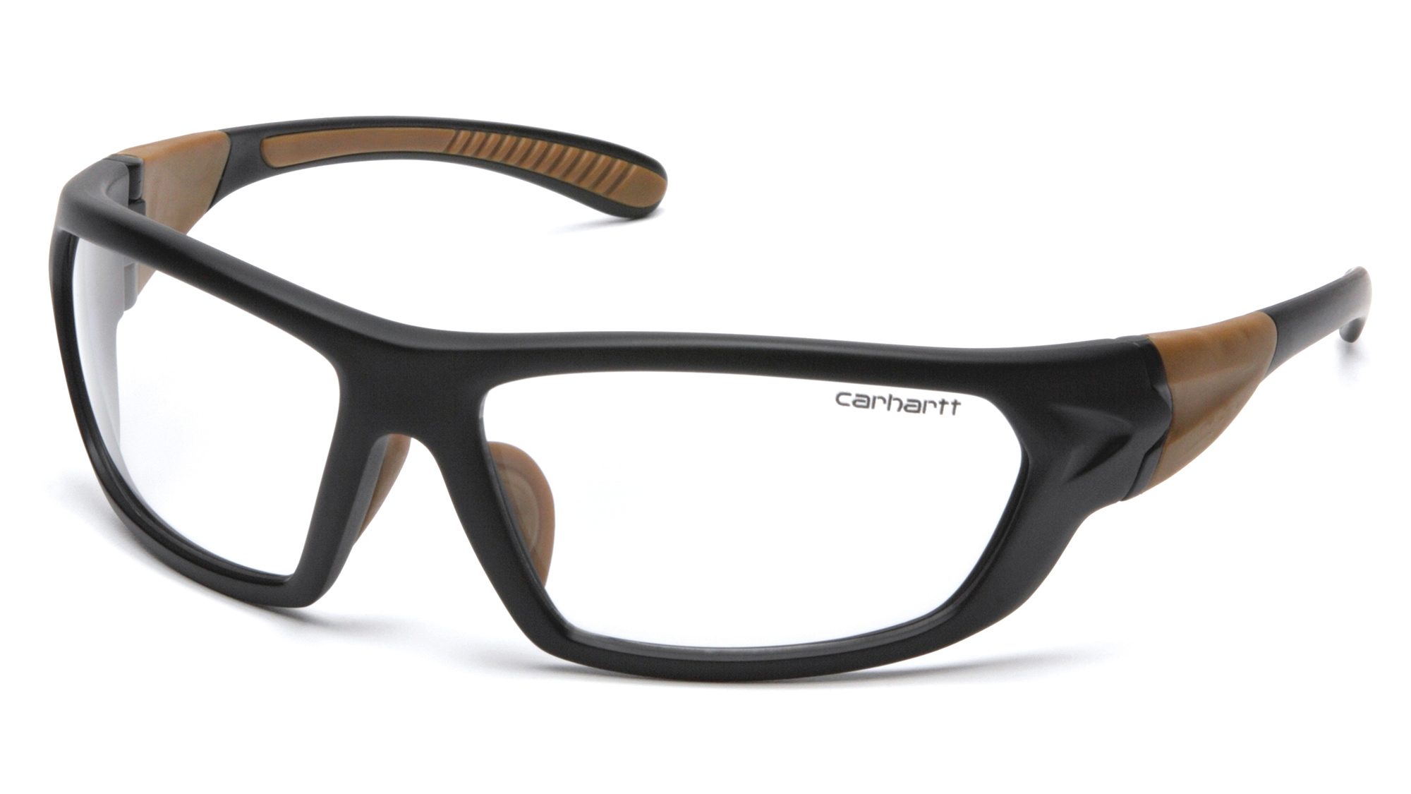 Carhartt Carbondale Clear Lens Safety Glasses-Safety Glasses
