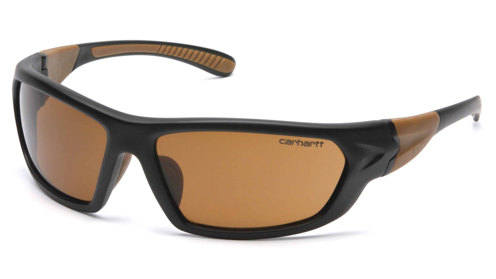 Carhartt Carbondale Sandstone Bronze Lens Safety Glasses-