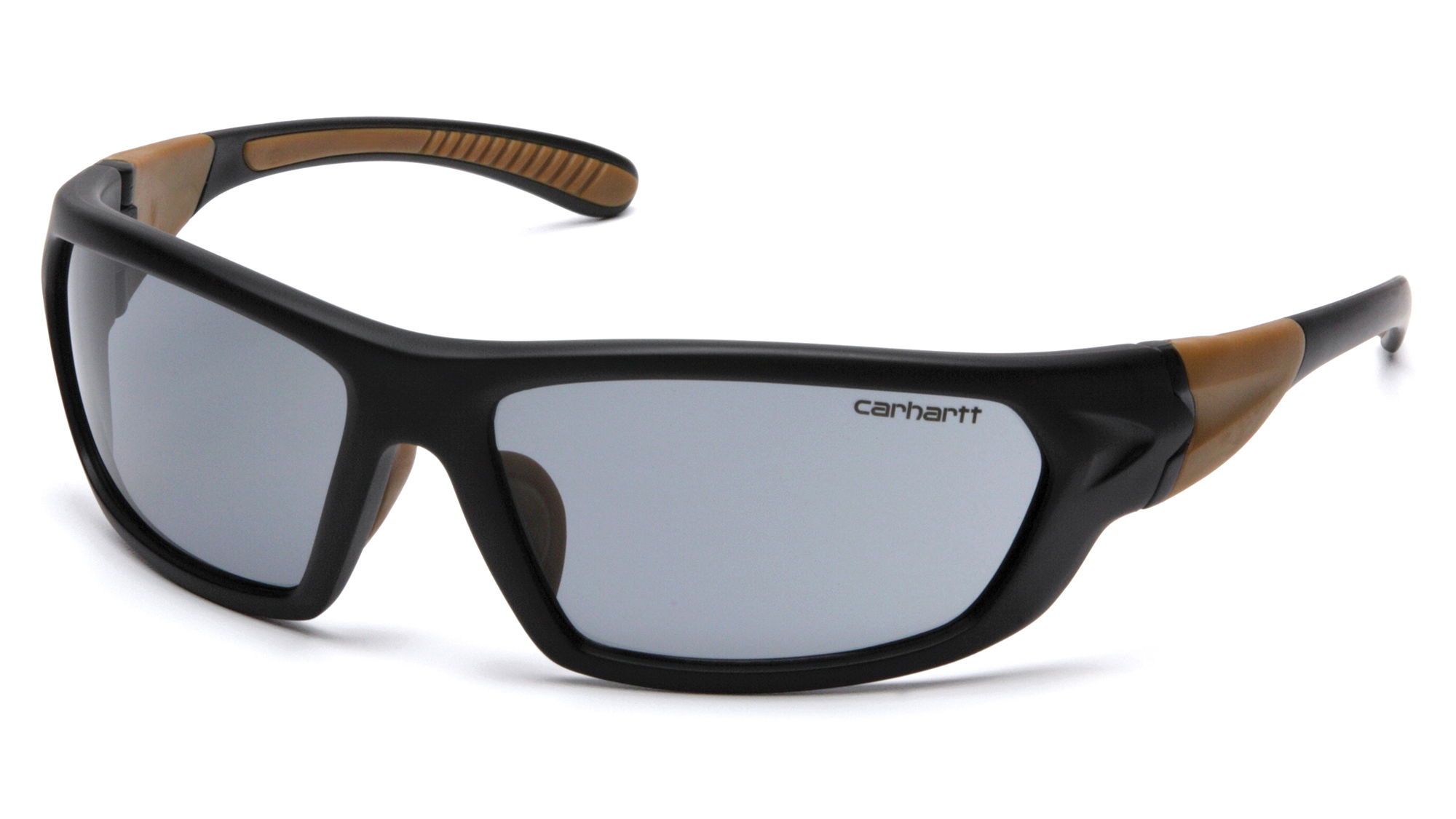 Carhartt Carbondale Gray Anti-Fog Lens Safety Glasses-Safety Glasses