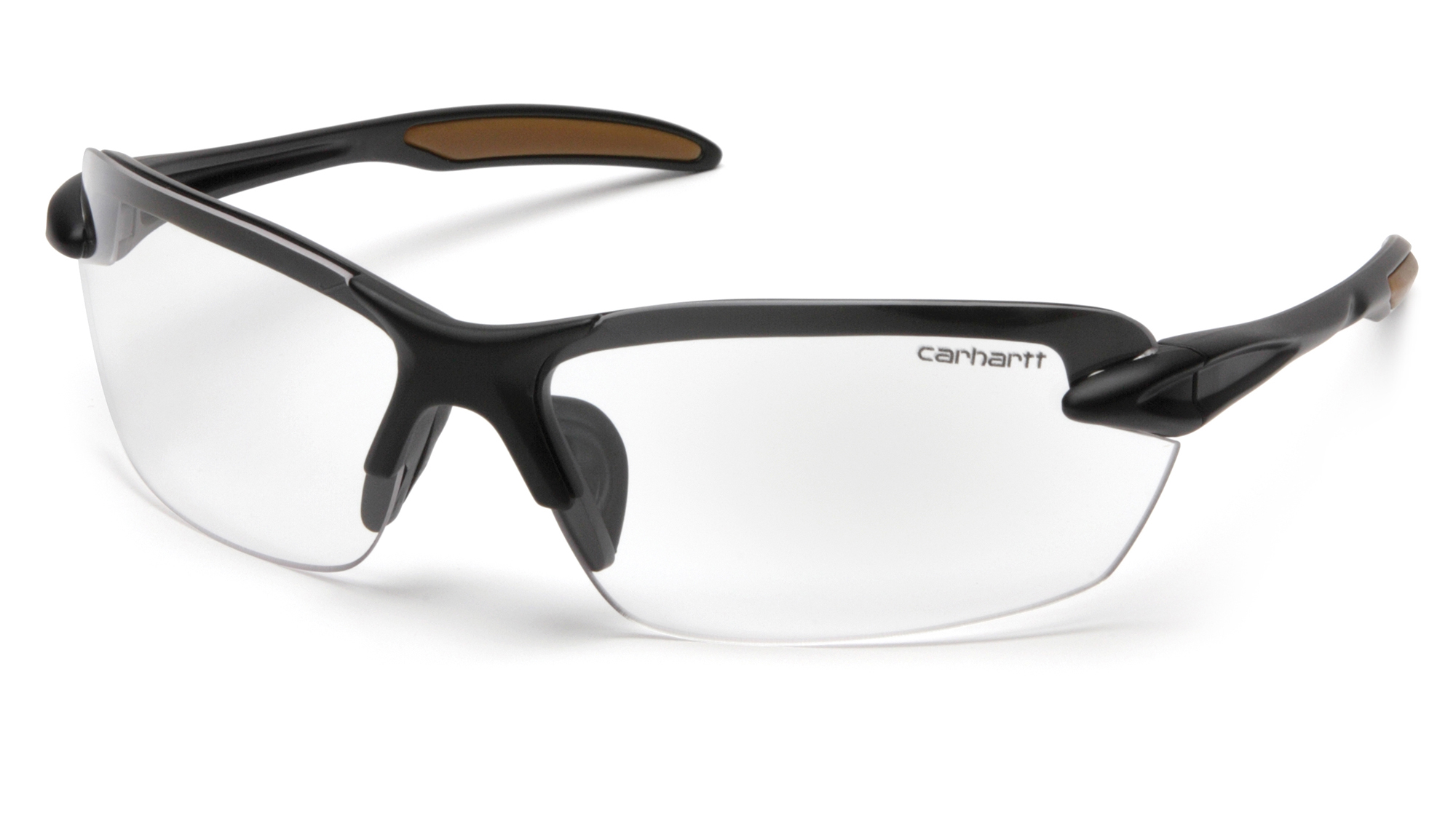 Carhartt Spokane Clear Lens Safety Glasses-