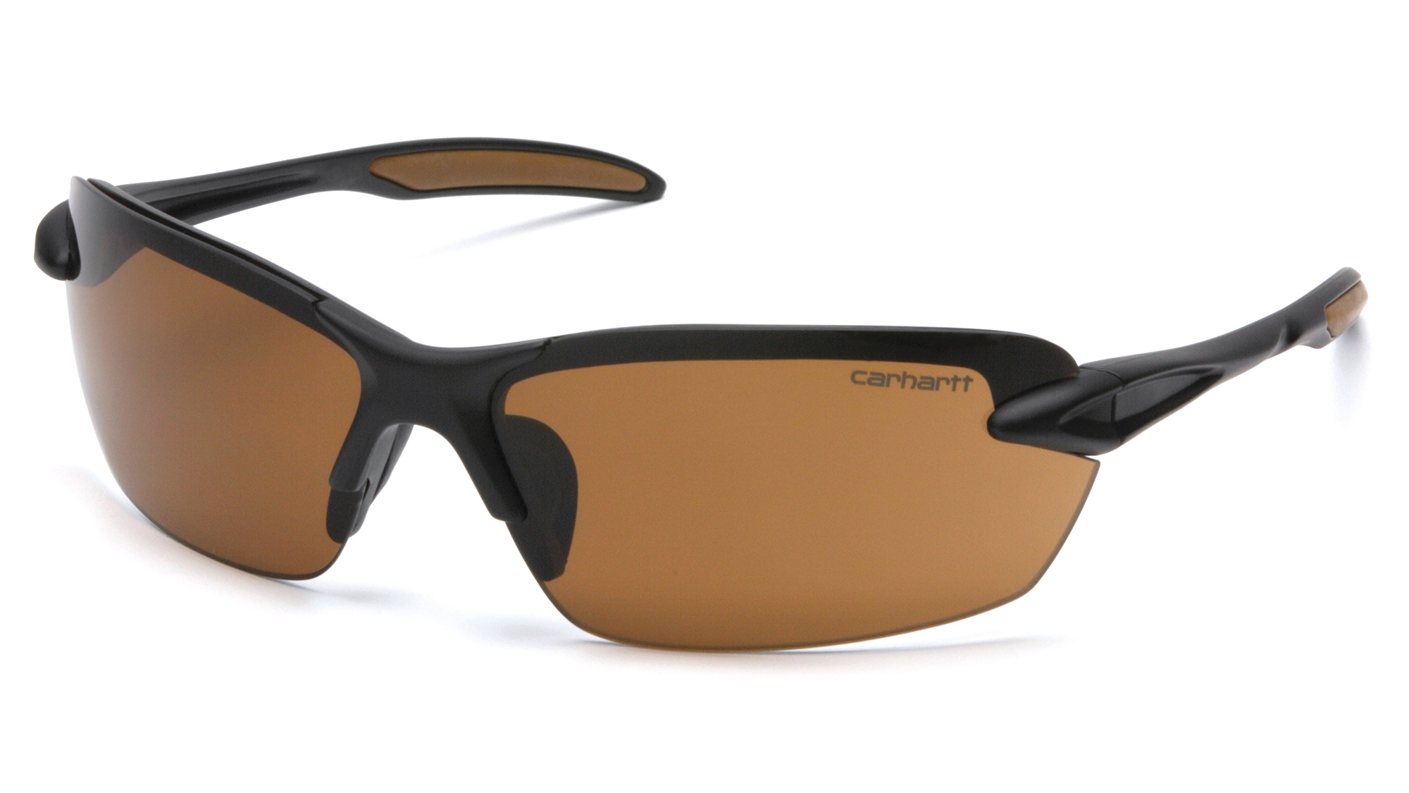 Carhartt Spokane Sandstone Bronze Lens Safety Glasses-