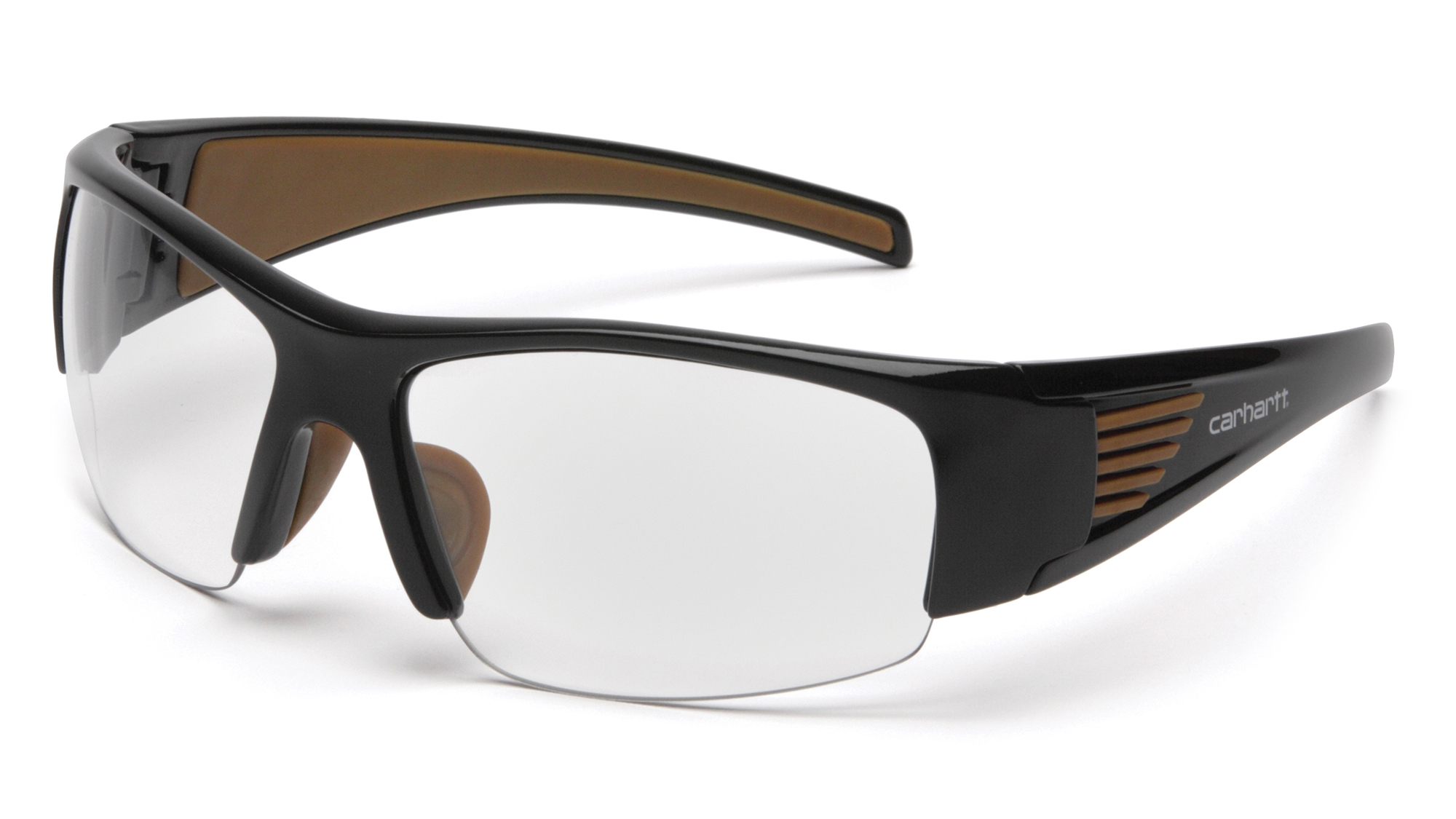 Carhartt Thunder Bay Clear Anti-Fog Lens Safety Glasses -