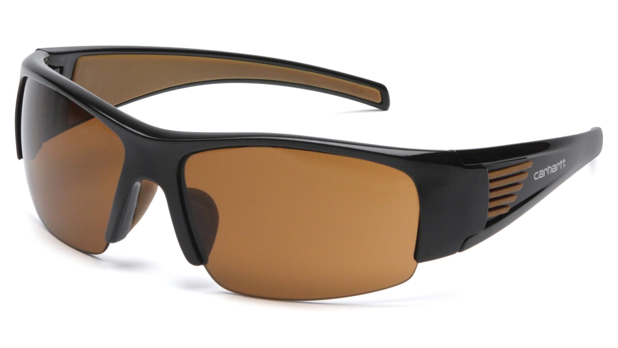 Carhartt Thunder Bay Sandstone Bronze Lens Safety Glasses-