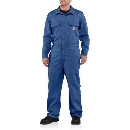 Carhartt Men's Flame-Resistant Classic Twill Coverall-