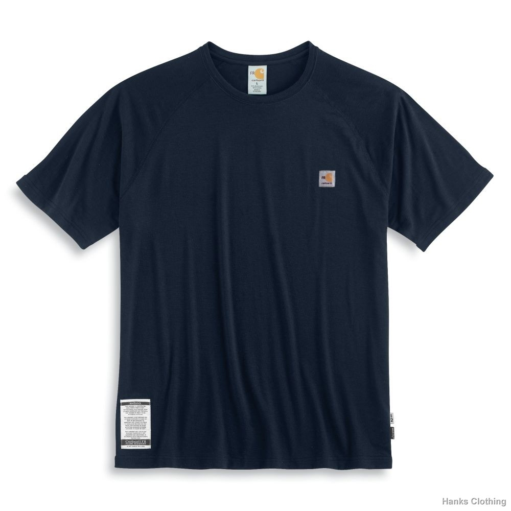 Carhartt Men's FR Force Short-Sleeve T-Shirt-Carhartt