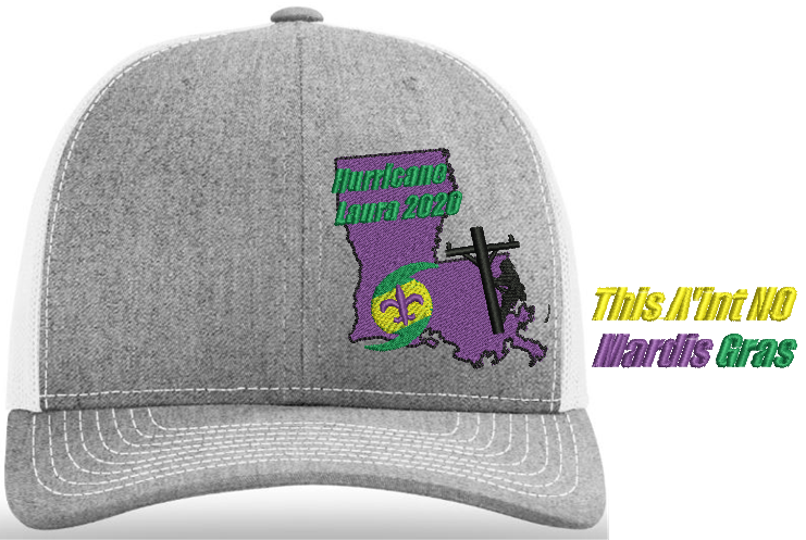Hurricane Laura 2020 Hat-
