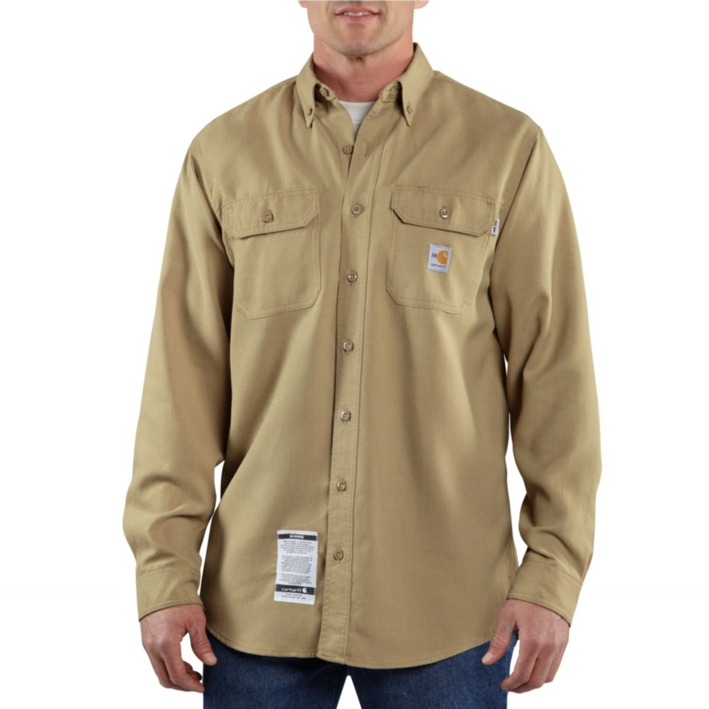 Carhartt Men's FR Work Shirt-Carhartt