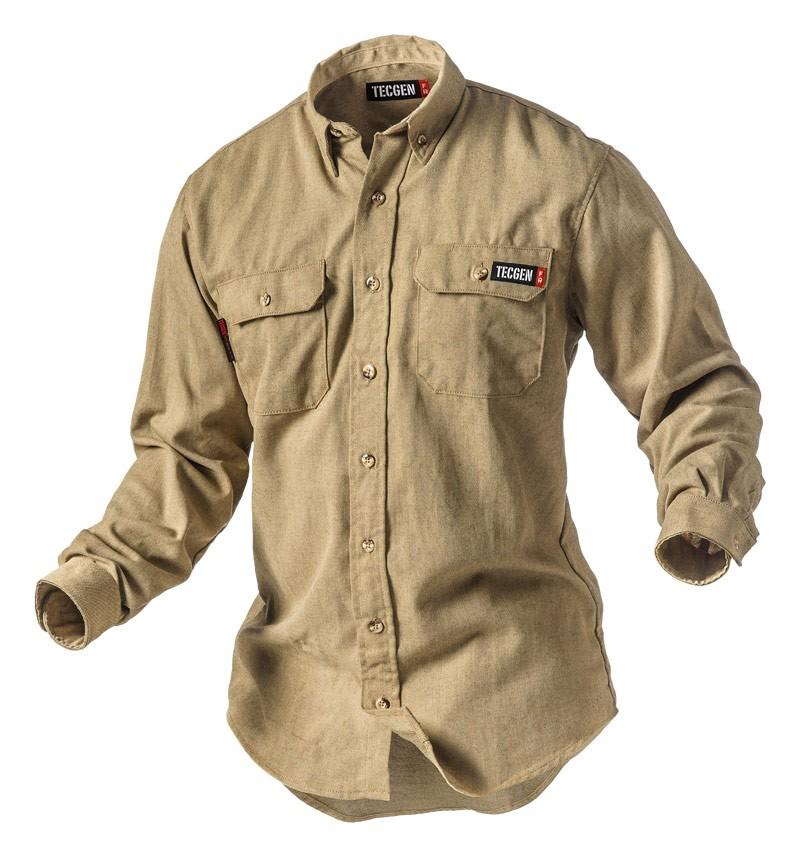 TECGEN Work Shirt -
