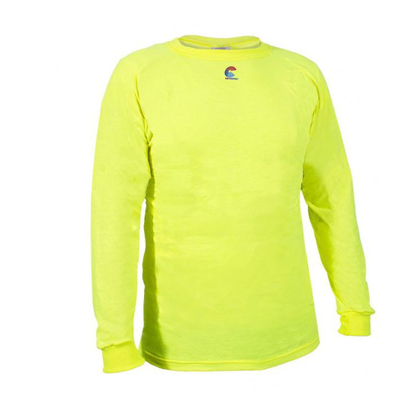 NSA HRC 1 FR Hi-Vis Long Sleeve T-Shirt-