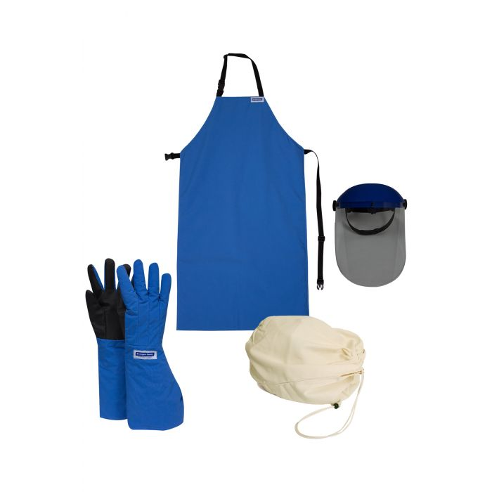 SAFERGRIP ELBOW LENGTH CRYOGENIC GLOVE KIT-National Safety Apparel