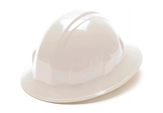 SL SERIES FULL BRIM HARD HAT-PYRAMEX