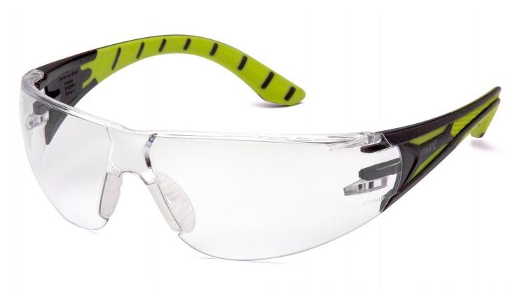 Pyramex Clear Safety Glasses-PYRAMEX