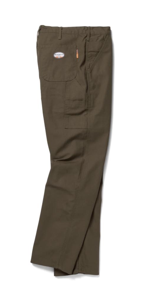 FR Green Duck Carpenter Pants-