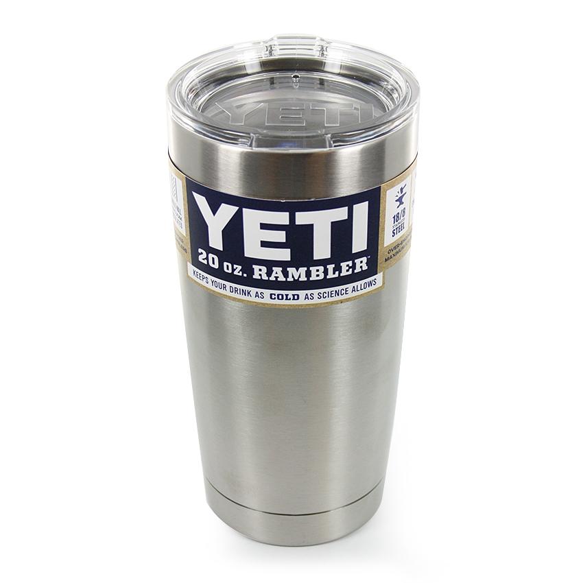 YETI Rambler 20oz Tumbler W/ Lid
