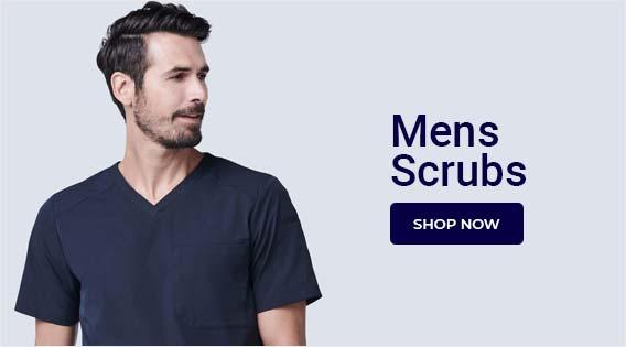 mens scrubs