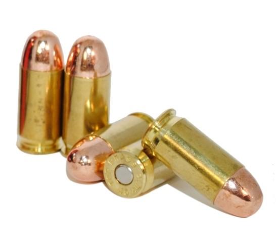 Pistol FMJ Ammunition