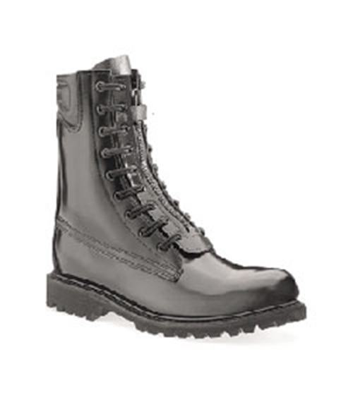 "OSHA 9"" Round Toe Fire Boot-Other Brands"