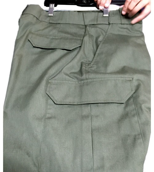CDCR Class C Mens Trousers - 65/35 Poly Cotton Stretch Rip Stop-United Uniform
