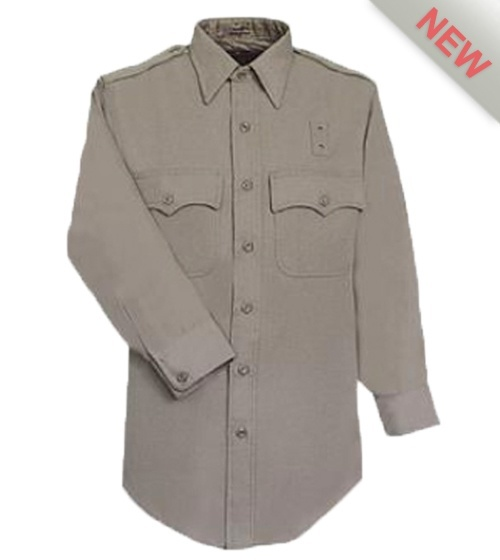 CDCR Men's 'Class A' Shirt - Long Sleeves -Flying Cross