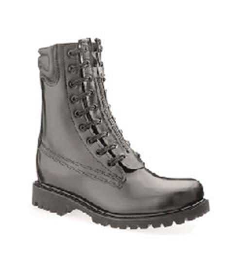 OSHA Nine inch Oblique Toe Fire Boot-Other Brands