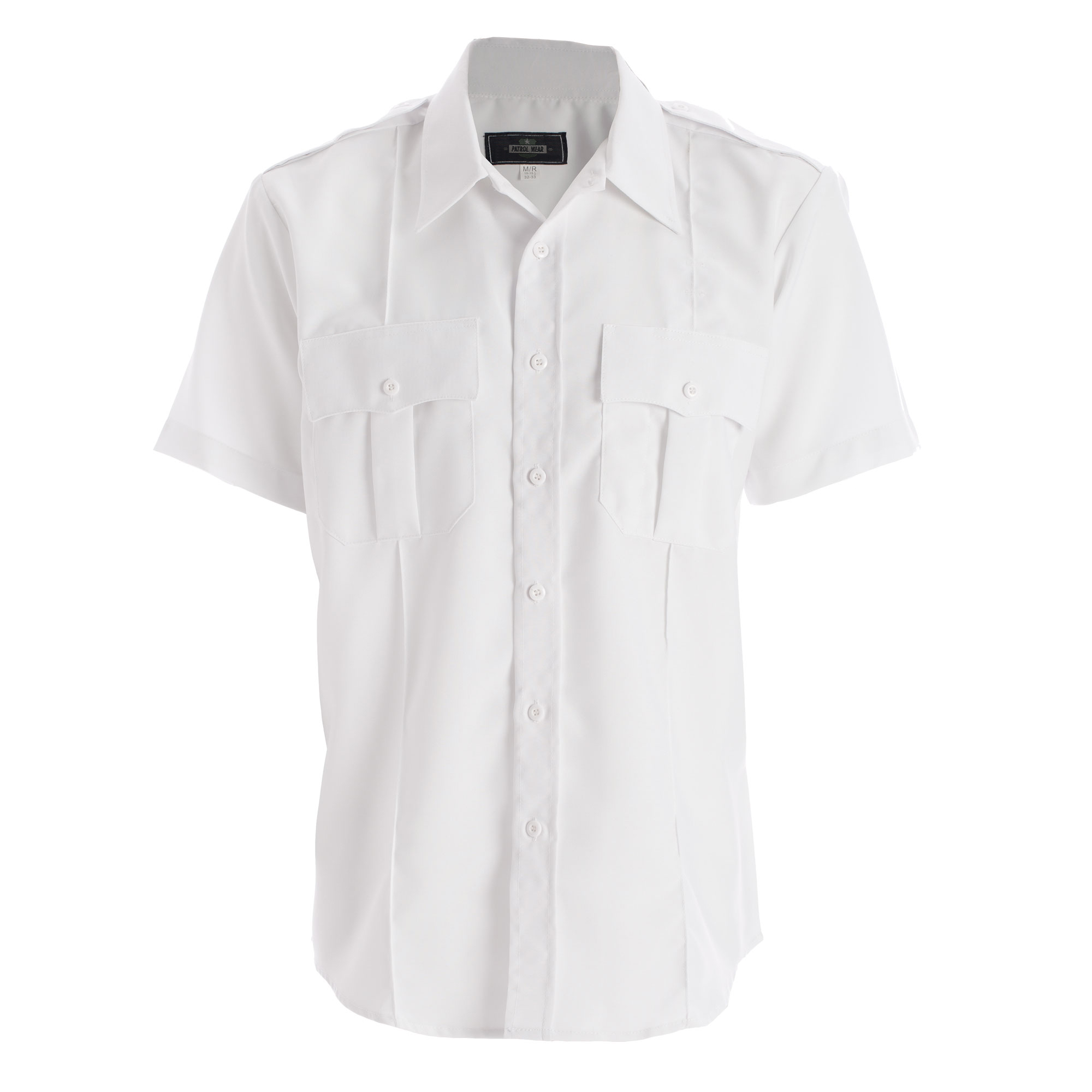 Short Sleeve Shirt - Mens, Poly/Cotton-Tactsquad