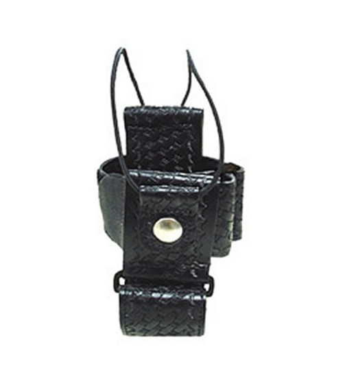 Multi-Adjustable Radio Holder LEATHER-Boston Leather