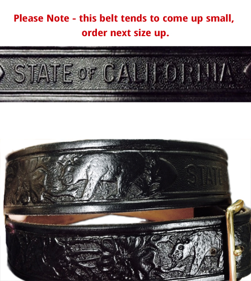 CA State Parks Belt-Other Brands