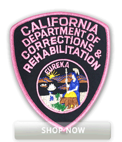 CDCR PINK PATCH
