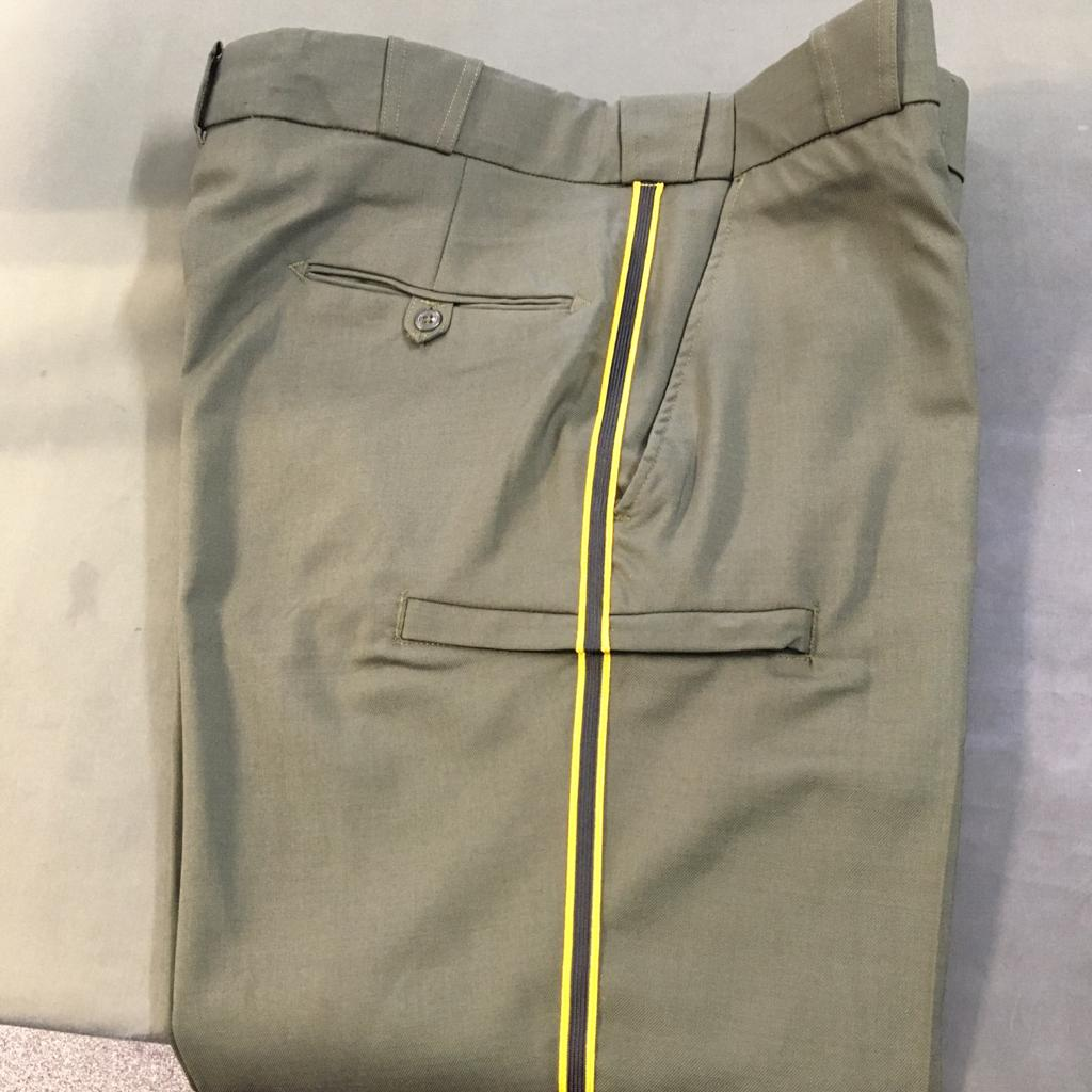 CDCR CLASS B PANT optional piping available-United Uniform