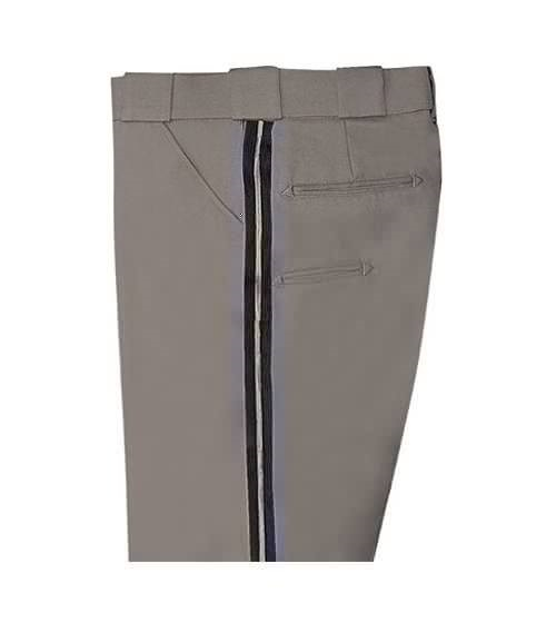 CHP Trouser Poly/Wool w/ half pocket, Tan, Men's