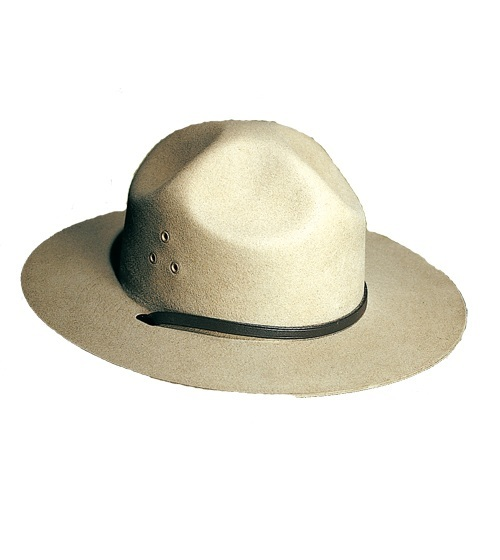 National Park Service Felt Hat, Tan