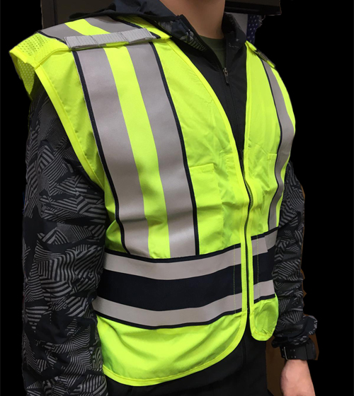 Hi Viz Safety Vest-United Uniform
