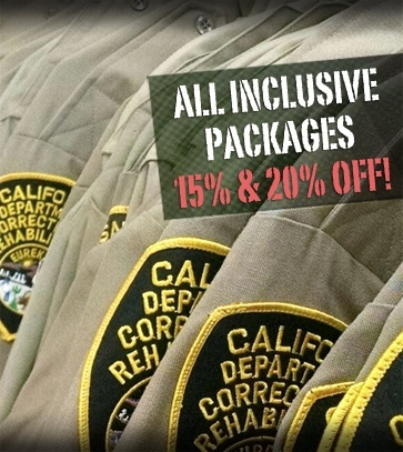 CDCR All Inclusive Packages