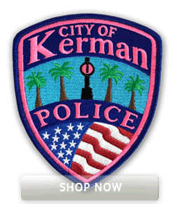 KERMAN PD PINK PATCH