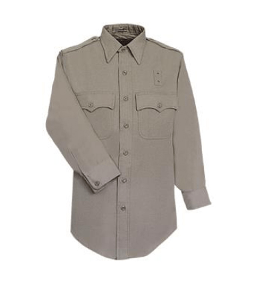 Men's 'Class A' Shirt - Long Sleeves -Flying Cross
