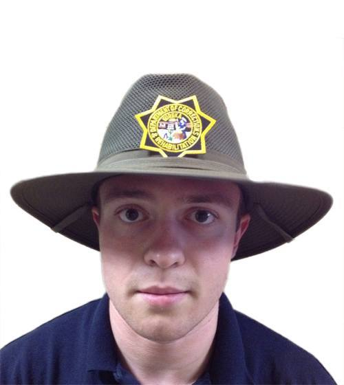 Aussie Breeze Hat  Optional CDCR Star sewn on available-Other Brands
